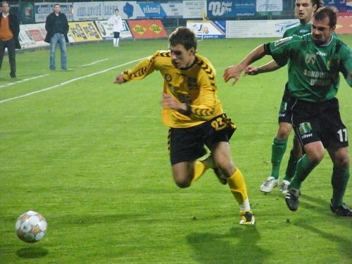 Michael Rabušic se těší na návrat do Jihlavy