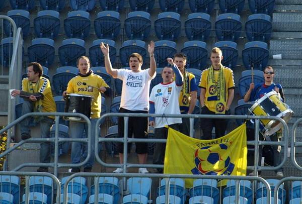 S Fanklubem do Opavy