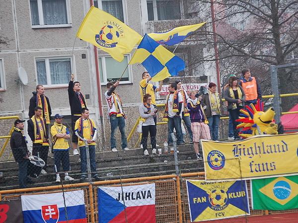 S Fanklubem do Sokolova