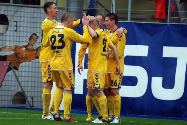 Sezónní statistiky FC Vysočina