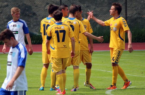 Další juniorský gólový příděl si odvezlo Znojmo