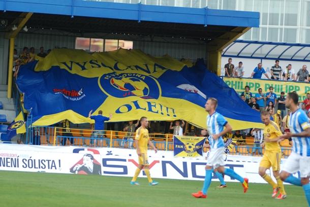 FC Vysočina pořádá výjezd na pohár ve Znojmě