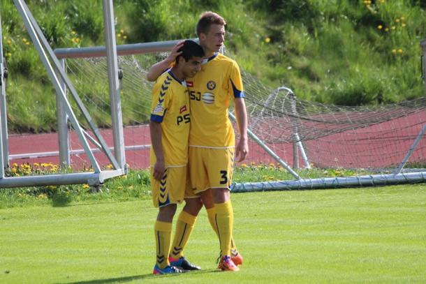 U19: Cenný bod se Slávií