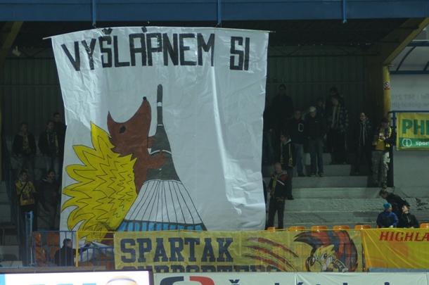 FC Vysočina pořádá výjezd do Ďolíčku