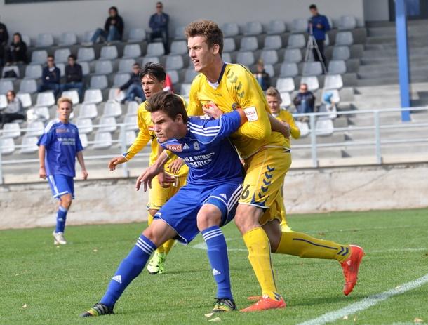 U19: Z Olomouce vezou cenné tři body