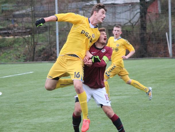 U19: Spartu obrali o body