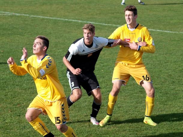 U19: Dramatický závěr v Českých Budějovicích přinesl remízu