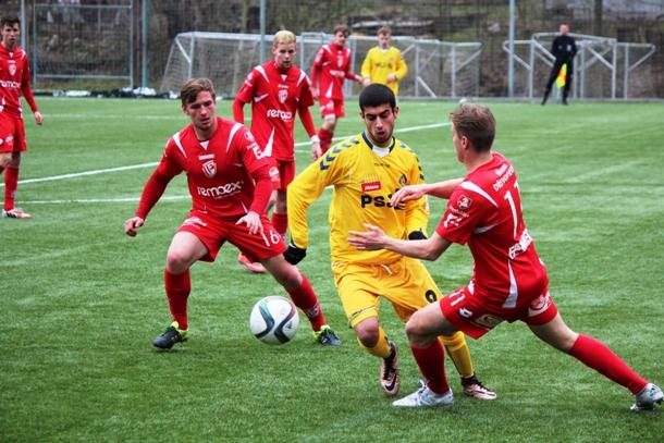 U19: V Hradci Králové neuspěli