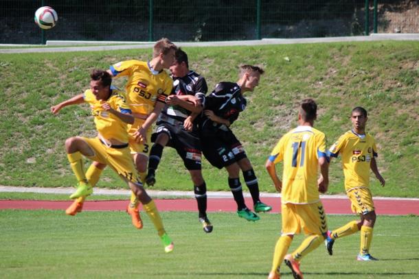 U19: Z Uherského Hradiště jedou bez bodu