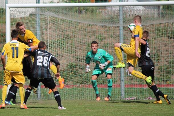 U19: Nešťastná prohra ve Zlíně