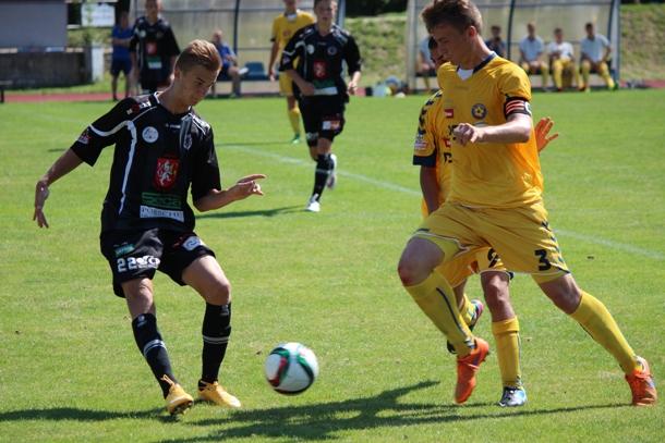 U19: Domácí remíza se Slavií