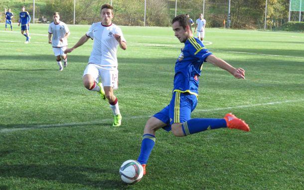 U19: Těsná prohra s Příbramí