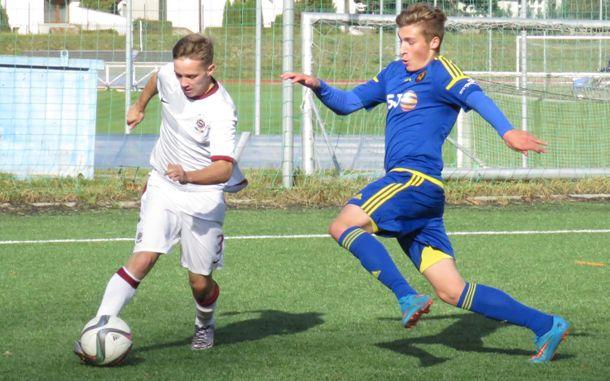 U19: Výhra na penalty proti Ostravě