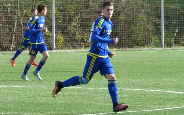 U19: Starší dorostenci sehráli dvojutkání v Českých Budějovicích po startu přípravy
