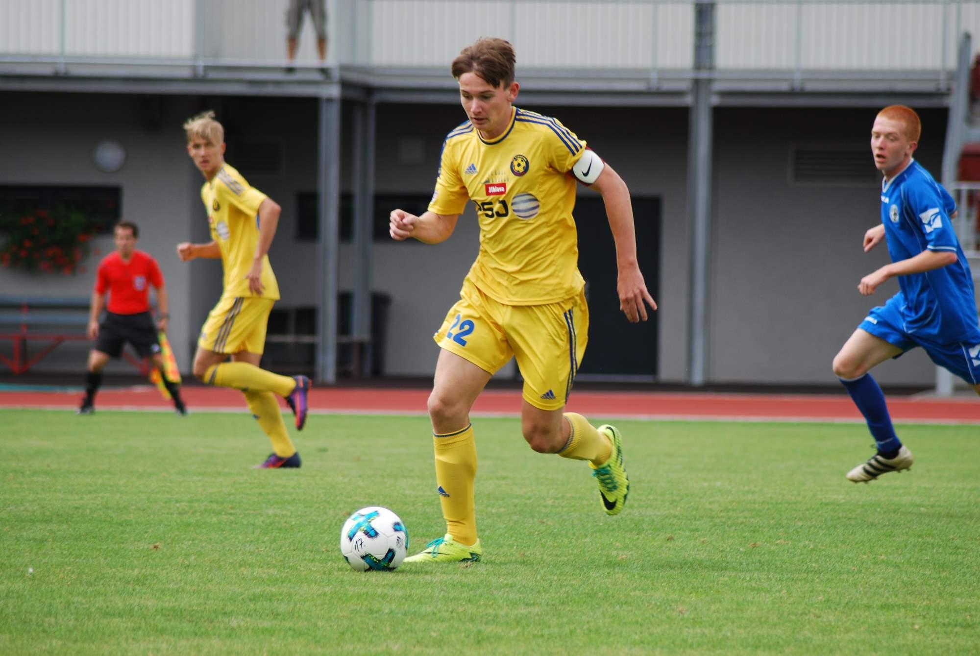 U17: Vyhráli i druhé domácí utkání - nad Prostějovem