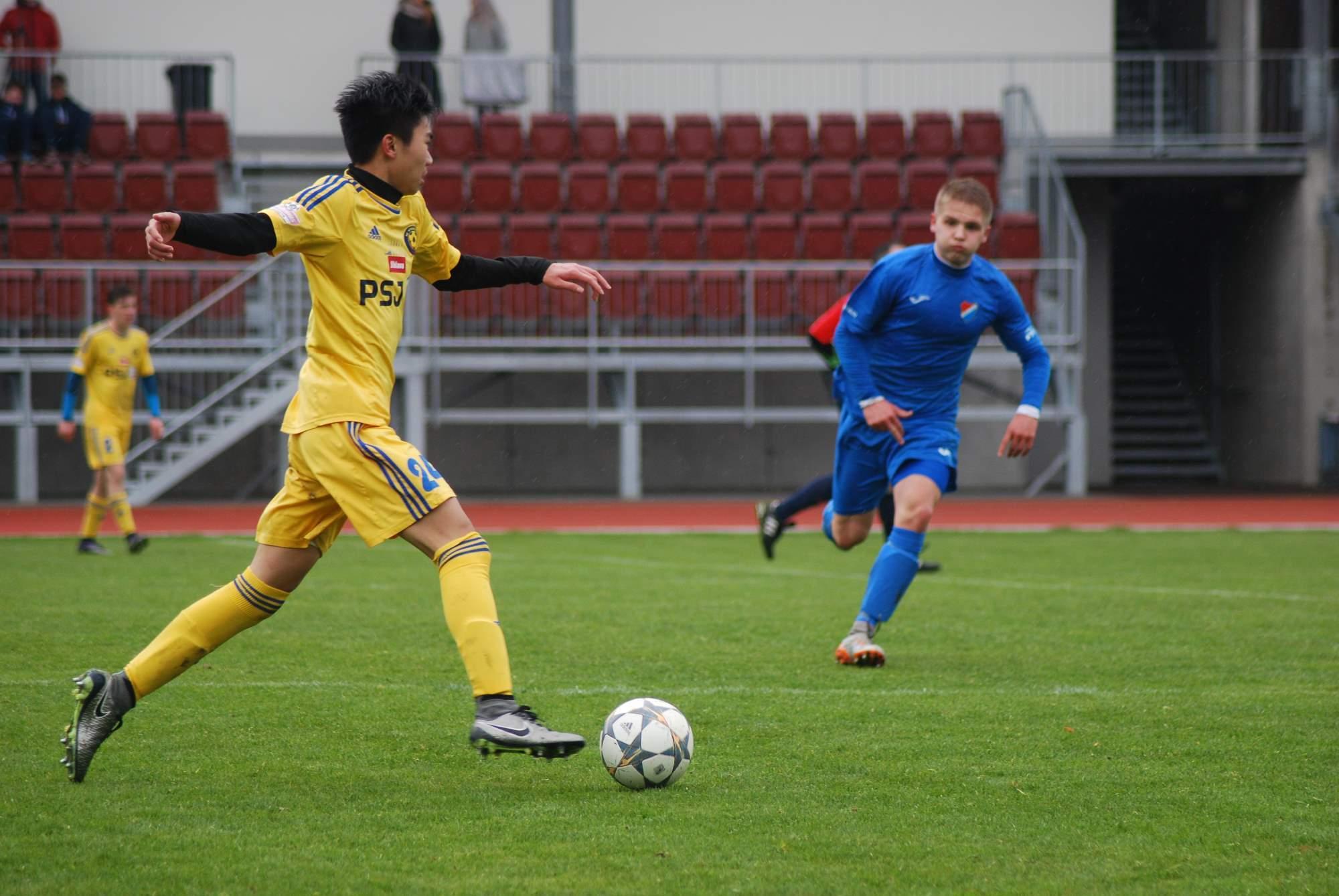 U16: Po bojovném výkonu přišla prohra proti Ostravě
