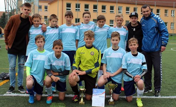 FC Vysočina Cup popáté vyhrála ZŠ Evžena Rošického