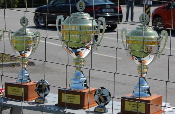 Jihlava hostila mezinárodní turnaj fanklubů