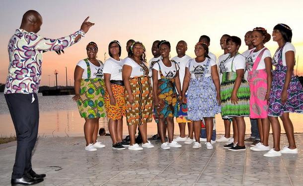 Zululand Gospel Choir vystoupí v Jihlavě!