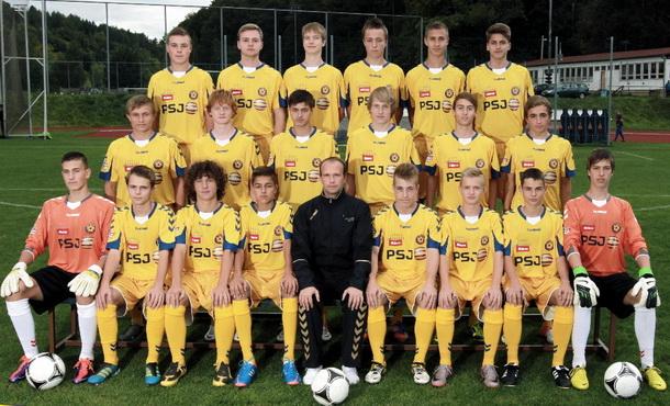 U-17: se sezónou se rozloučili remízou