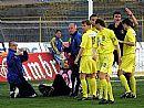 Jak jsou na tom zranění hráči FC Vysočina?