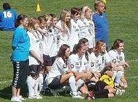 FC Vysočina Cup vyhrály holky DFC Rešice