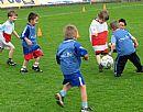 Nábor proběhl za velkého zájmu dětí
