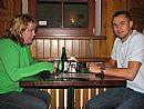 Vylosovaná fanynka povečeřela s Petrem Faldynou