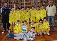 Přípravka B zvítězila na turnaji ve Žďáru!
