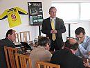 Jihlava hostila přípravnou schůzku Mitropa Cupu