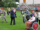 V úterý proběhne Sportovní den pro postižené děti