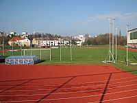 Jihlava upraví sportovní areál v údolí Heulosu, přibude tribuna i parkoviště