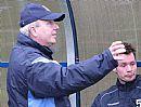 Trenér Bokša nemohl před prvním tréninkem dospat