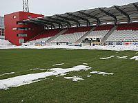 Fotbalová tráva už se zelená!